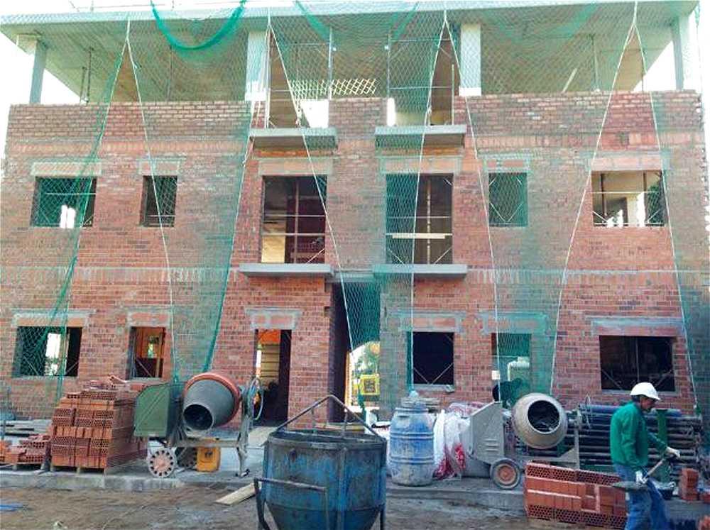 Construcción de obra nueva EGO Girona