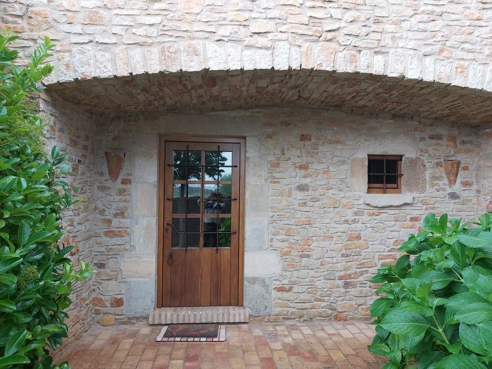 Construcción muros de piedra EGO Construcciones