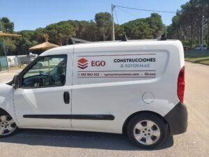 EGO CONSTRUCCIONES & REFORMAS PALAFRUGELL GIRONA