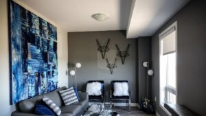 Pintura interiores casa Girona